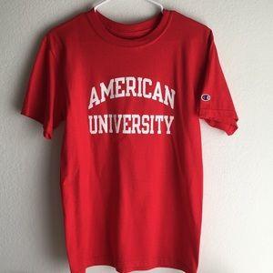 Champion American university tee
